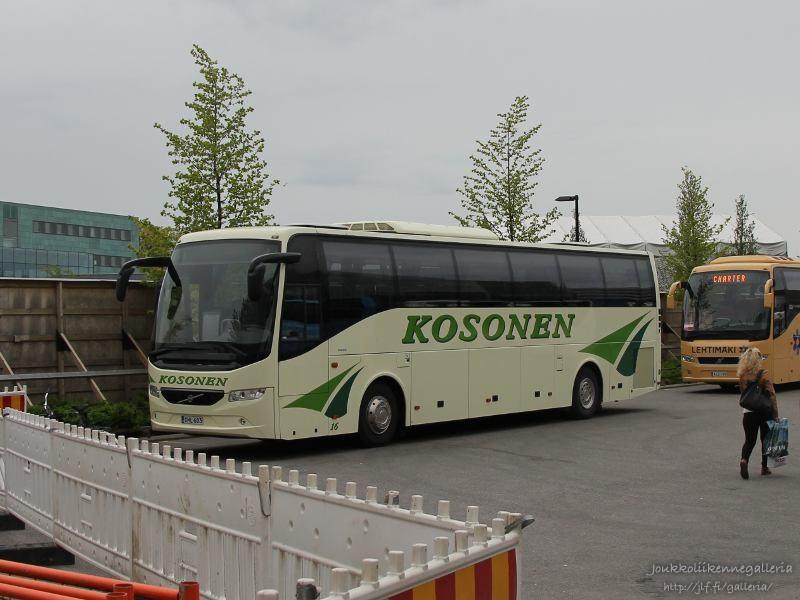 Linja-autoliike S. Kosonen 16