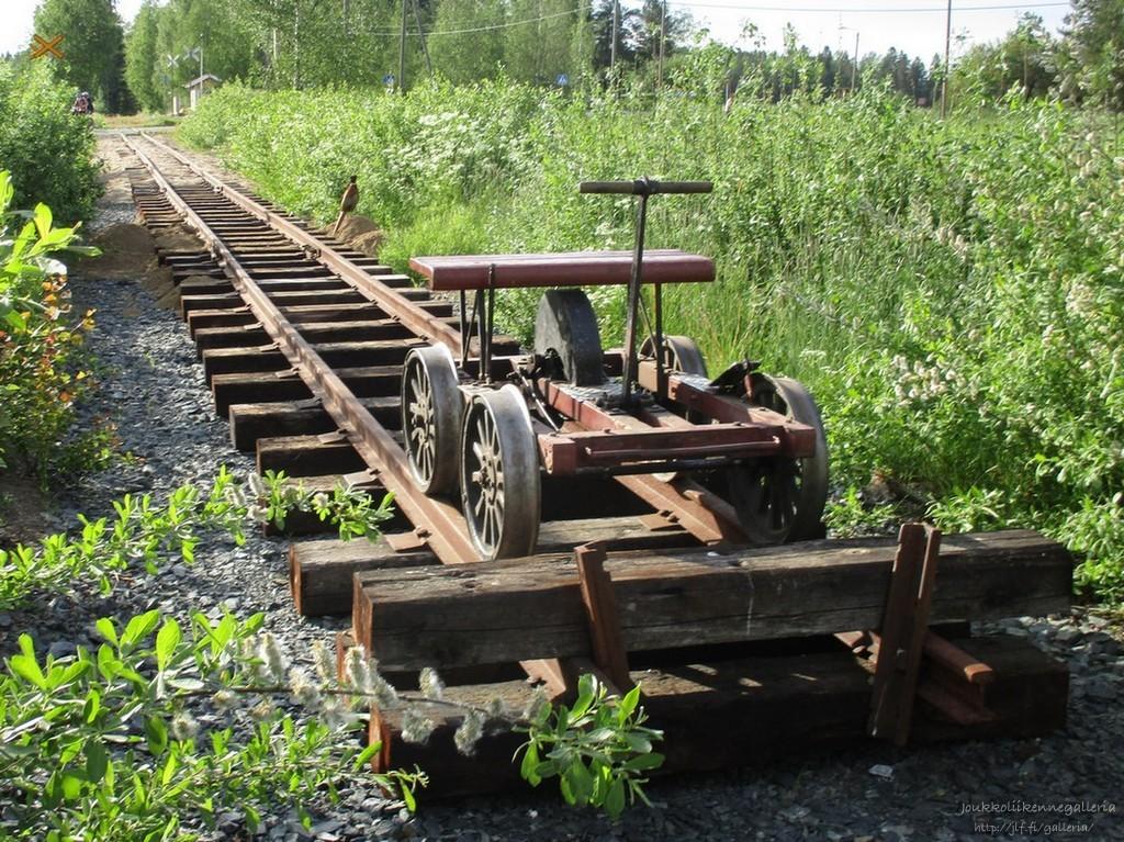 Jokioisten rautatie