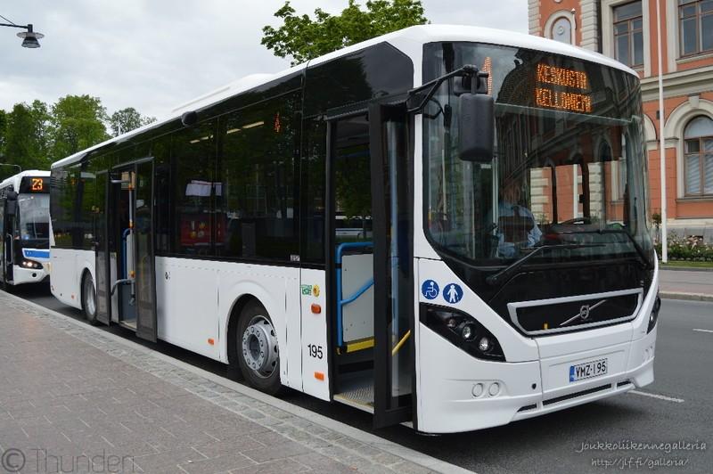 Kuopion Liikenne 195
