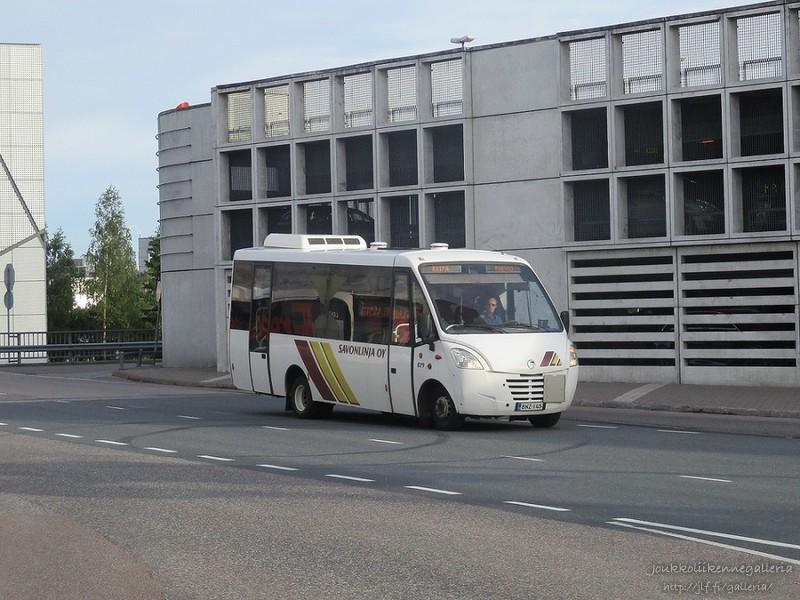 Savonlinja 879