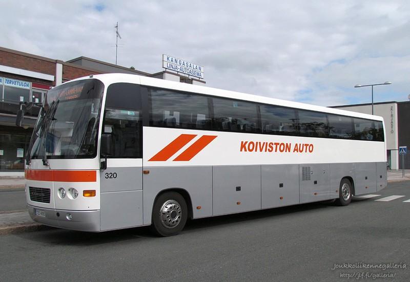 Koiviston Auto 320