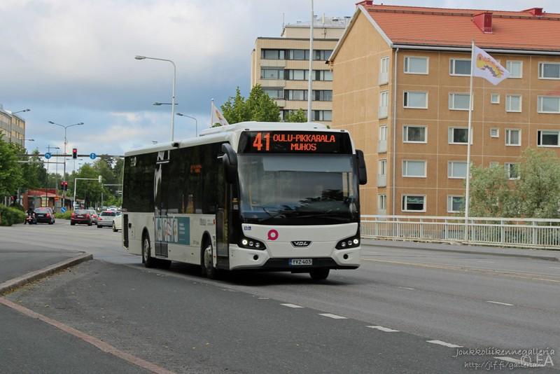 Oulun Taksipalvelut 49