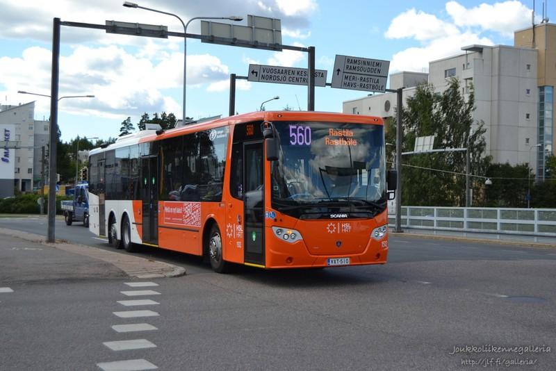 Helsingin Bussiliikenne 1512