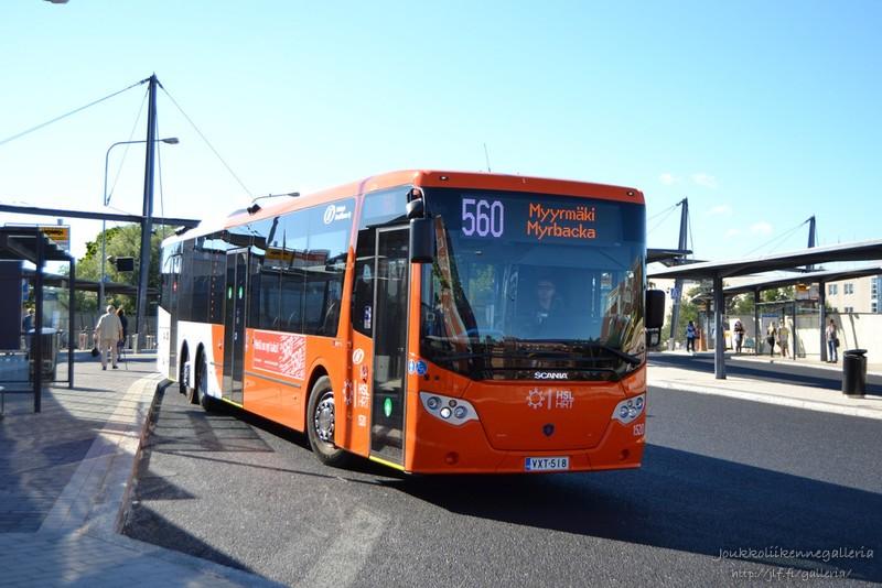 Helsingin Bussiliikenne 1520