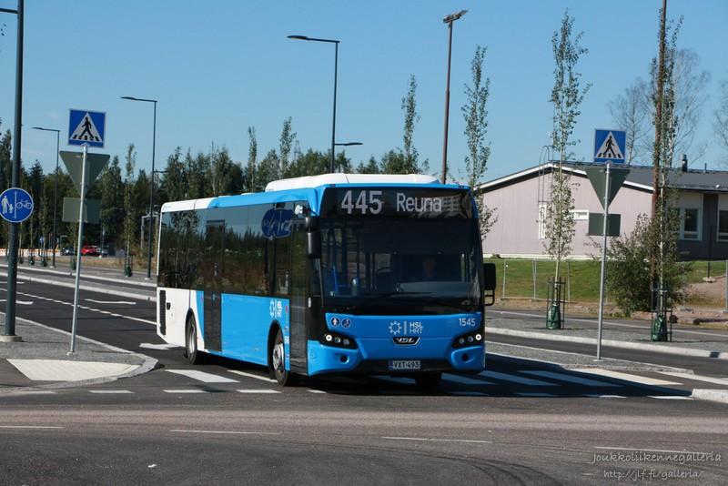 Helsingin Bussiliikenne 1545