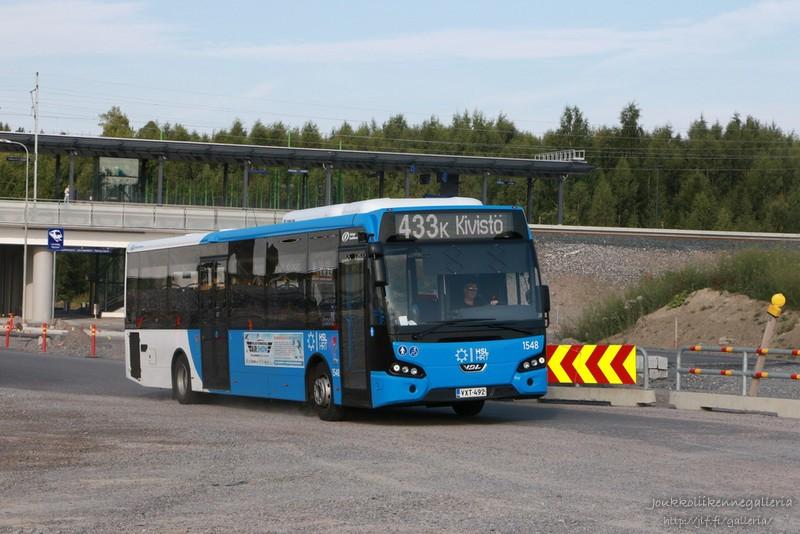 Helsingin Bussiliikenne 1548
