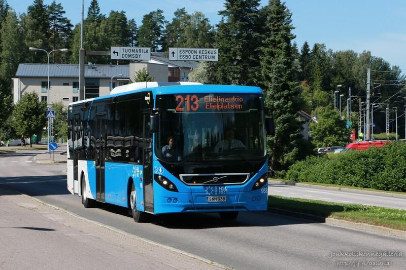 Nobina Finland 938