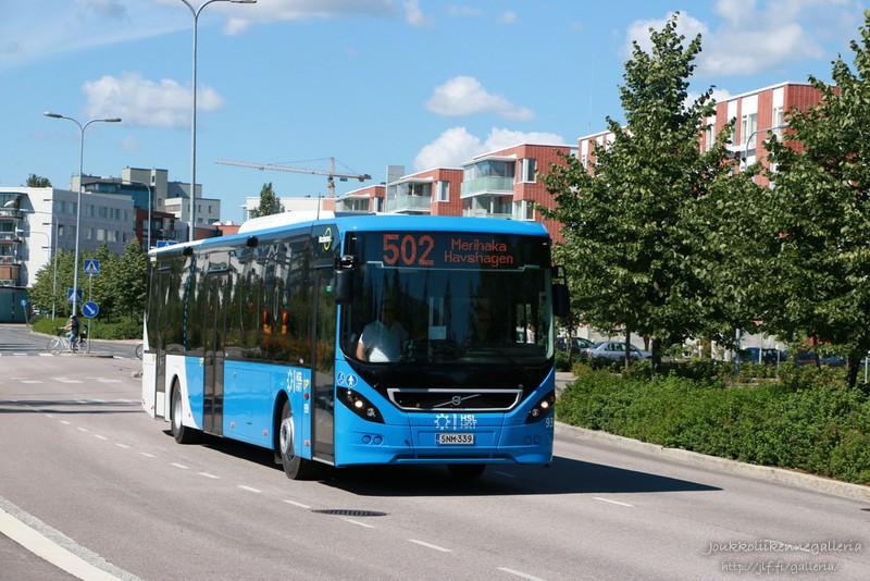 Nobina Finland 939
