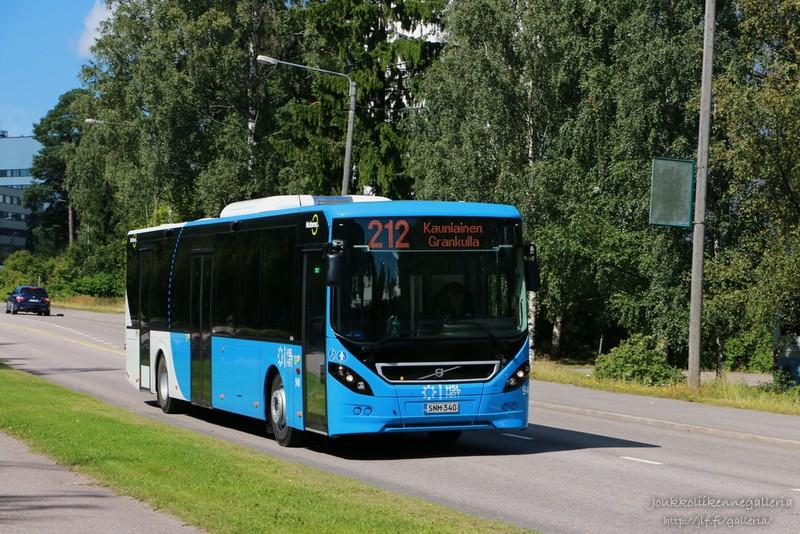 Nobina Finland 940