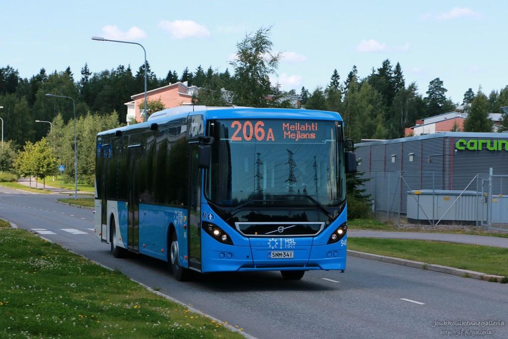 Nobina Finland 941
