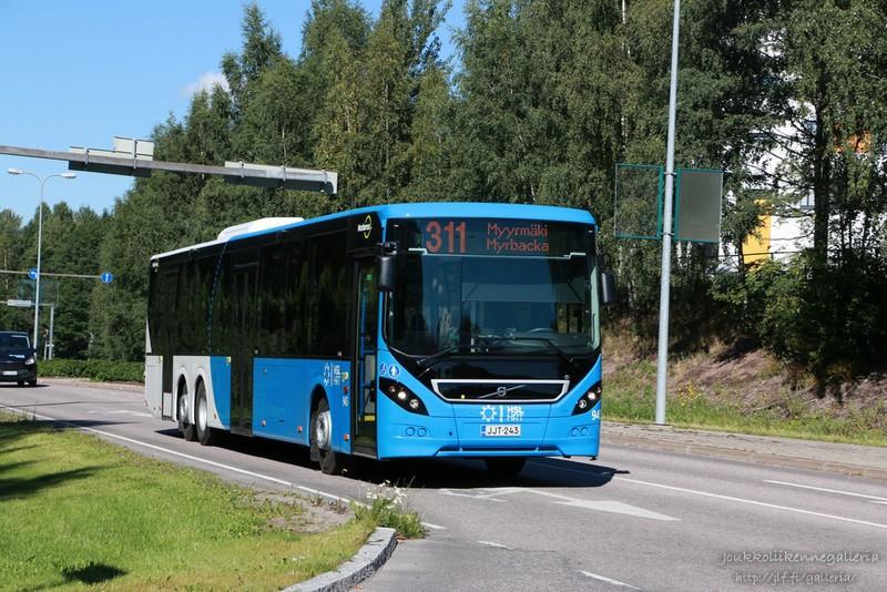 Nobina Finland 943