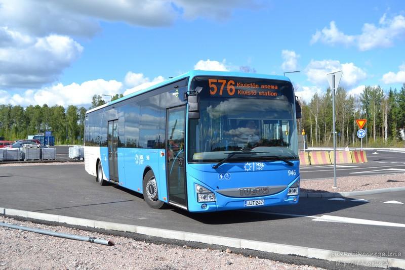 Nobina Finland 946