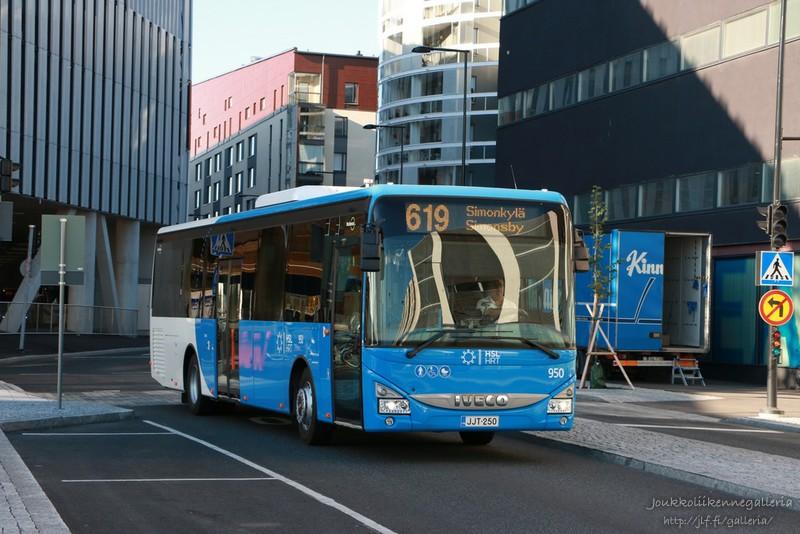 Nobina Finland 950