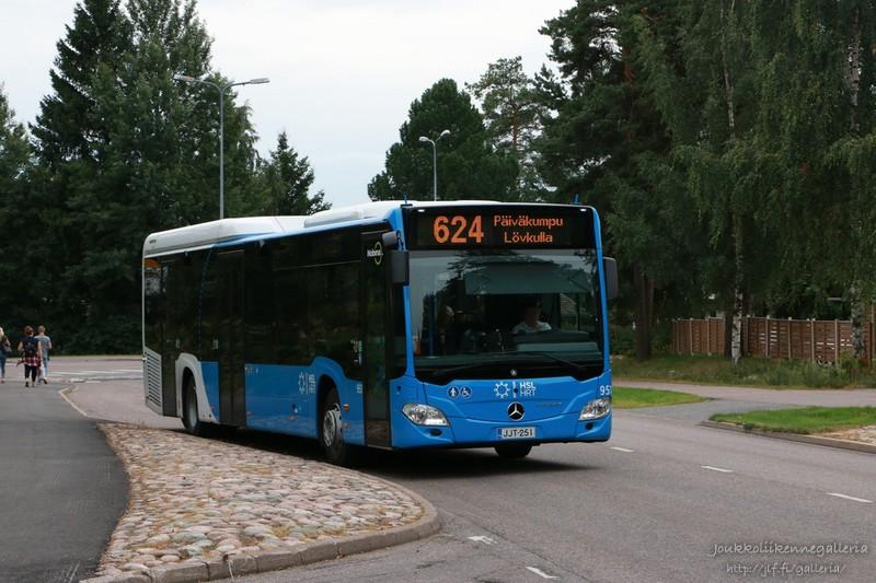 Nobina Finland 951