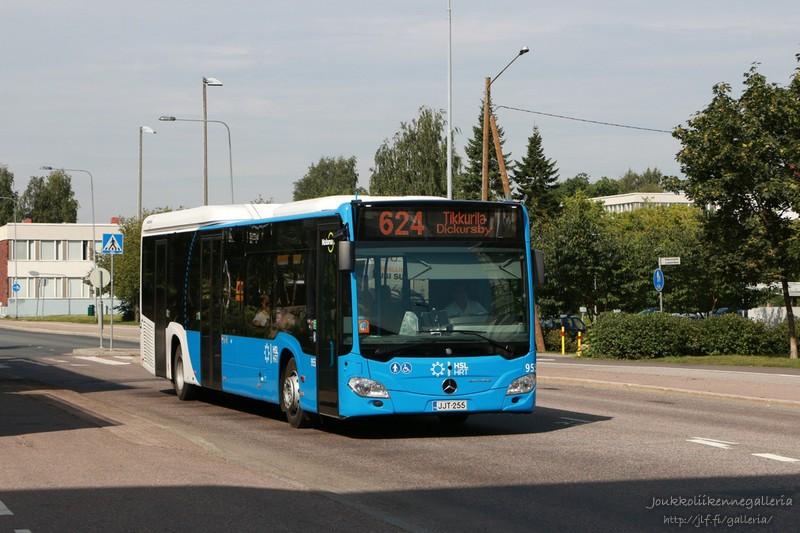 Nobina Finland 955