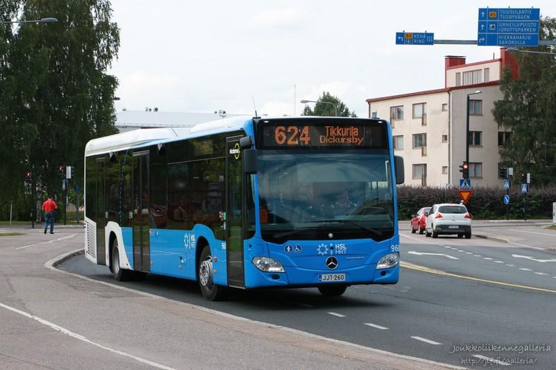 Nobina Finland 960