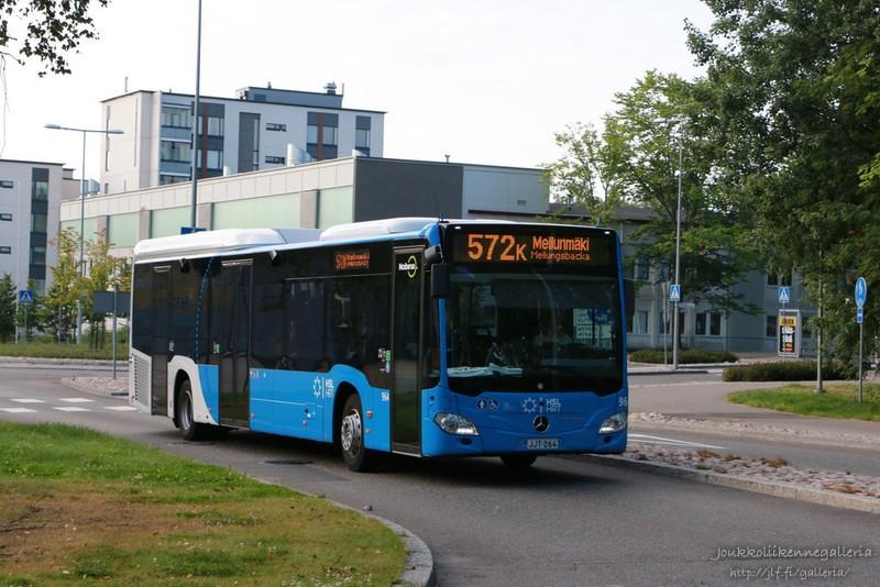 Nobina Finland 964