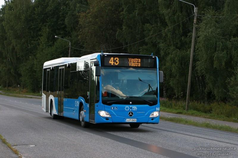 Nobina Finland 965