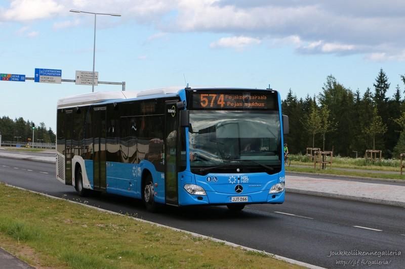 Nobina Finland 966