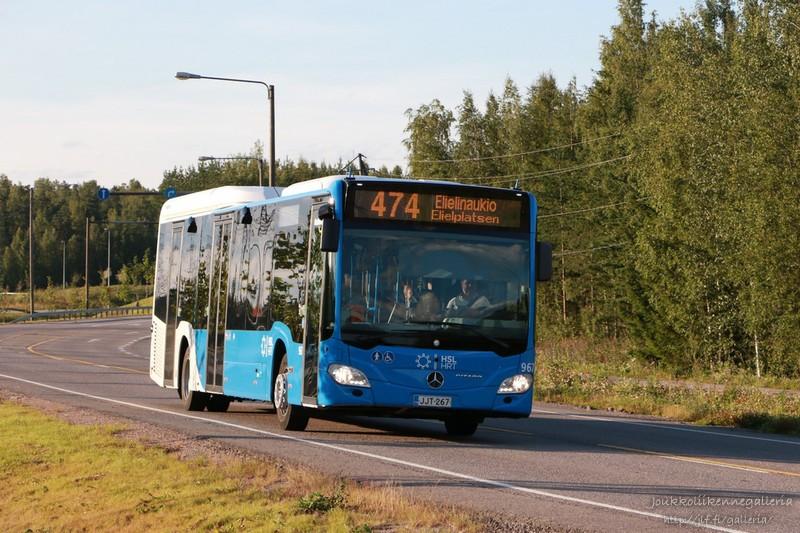 Nobina Finland 967