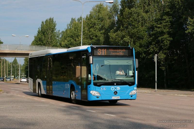 Nobina Finland 968
