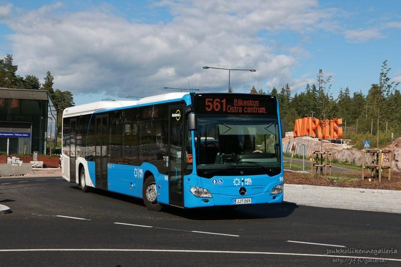 Nobina Finland 969