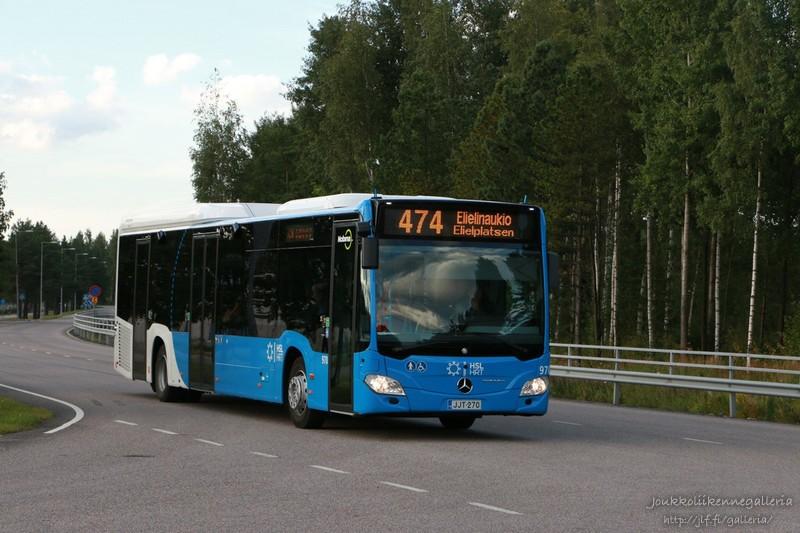 Nobina Finland 970