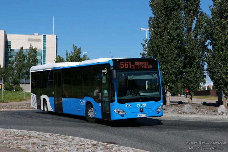 Nobina Finland 973