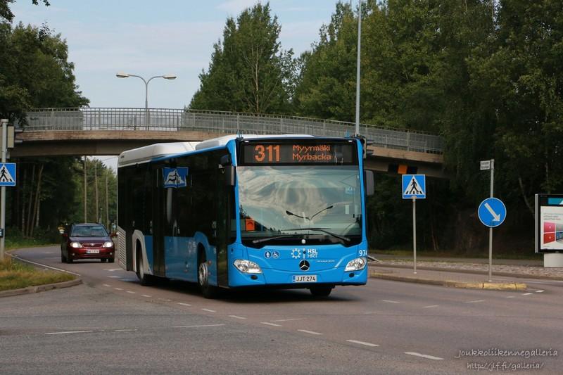 Nobina Finland 974