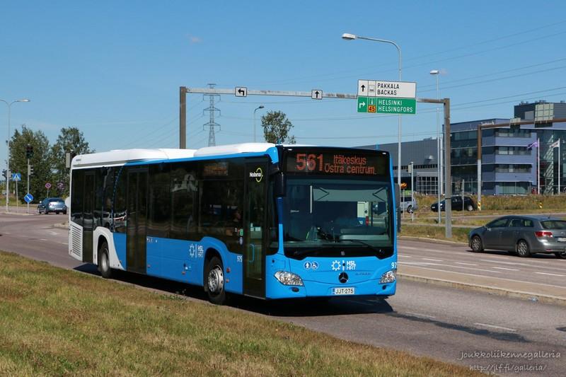 Nobina Finland 975