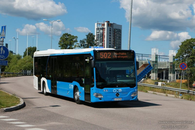 Nobina Finland 978