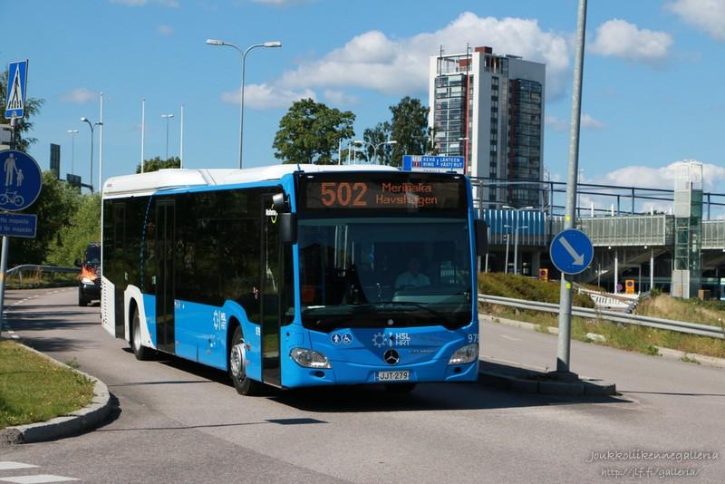 Nobina Finland 979