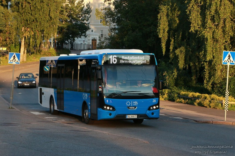 Tammelundin Liikenne 28