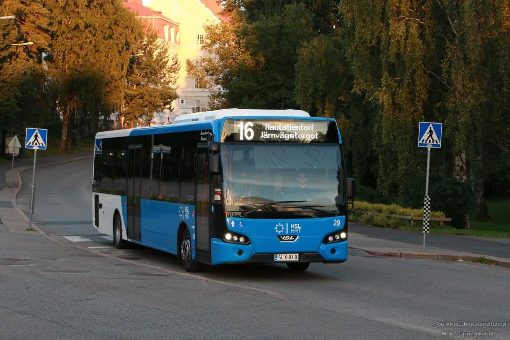 Tammelundin Liikenne 29