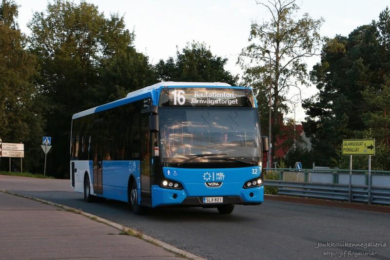 Tammelundin Liikenne 32