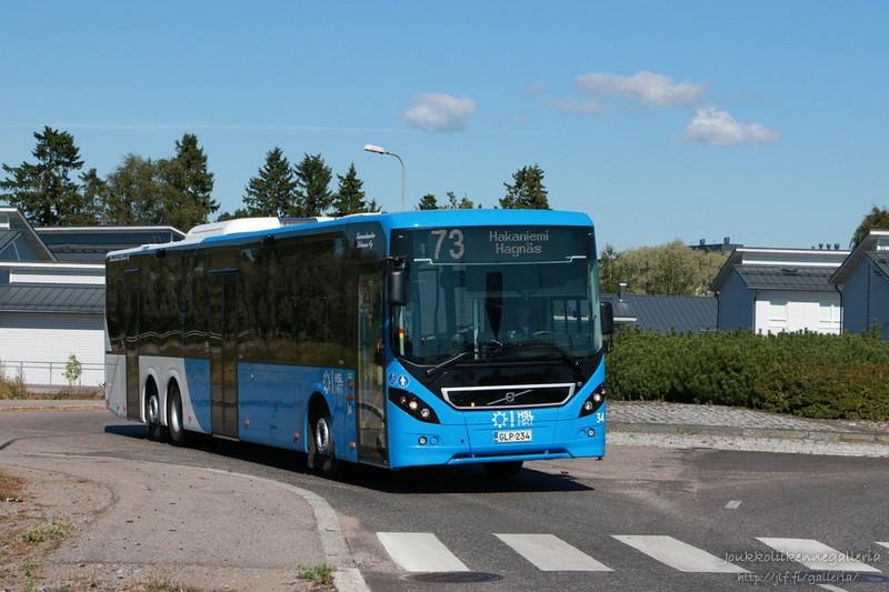 Tammelundin Liikenne 34