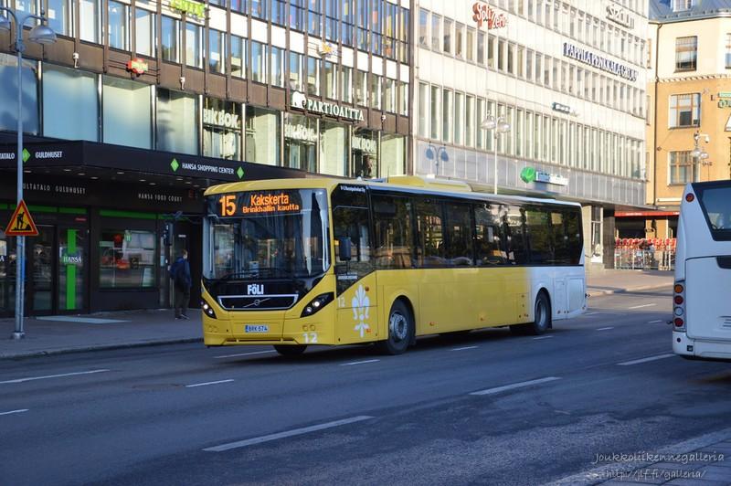 V-S Bussipalvelut 12