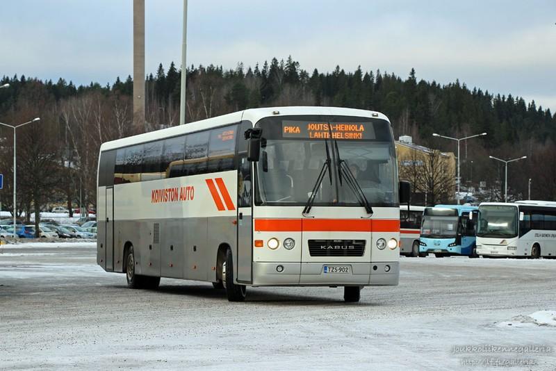 Koiviston Auto 322