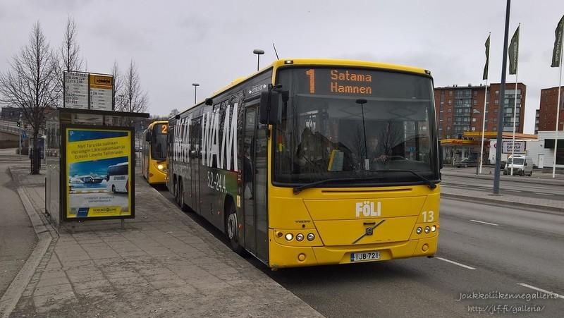 Turun Citybus 13