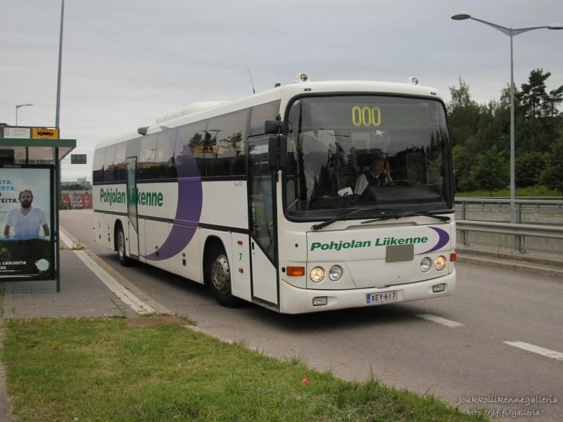 Pohjolan Liikenne 7
