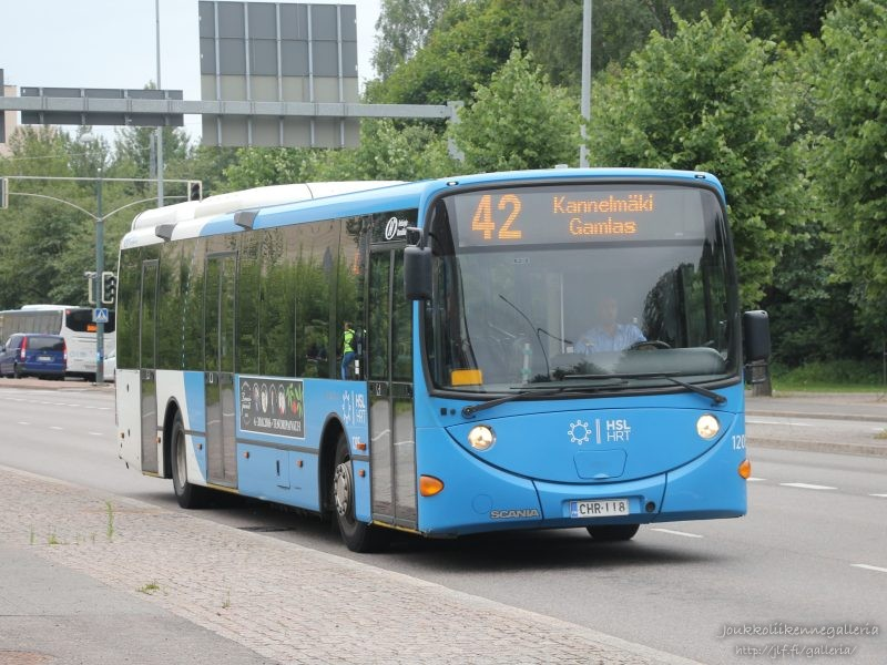 Helsingin Bussiliikenne 1203