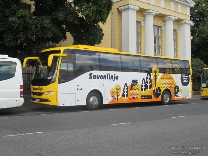 Savonlinja 454