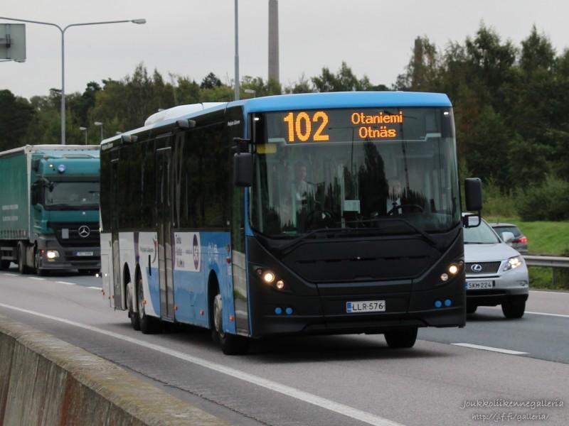Pohjolan Liikenne 603