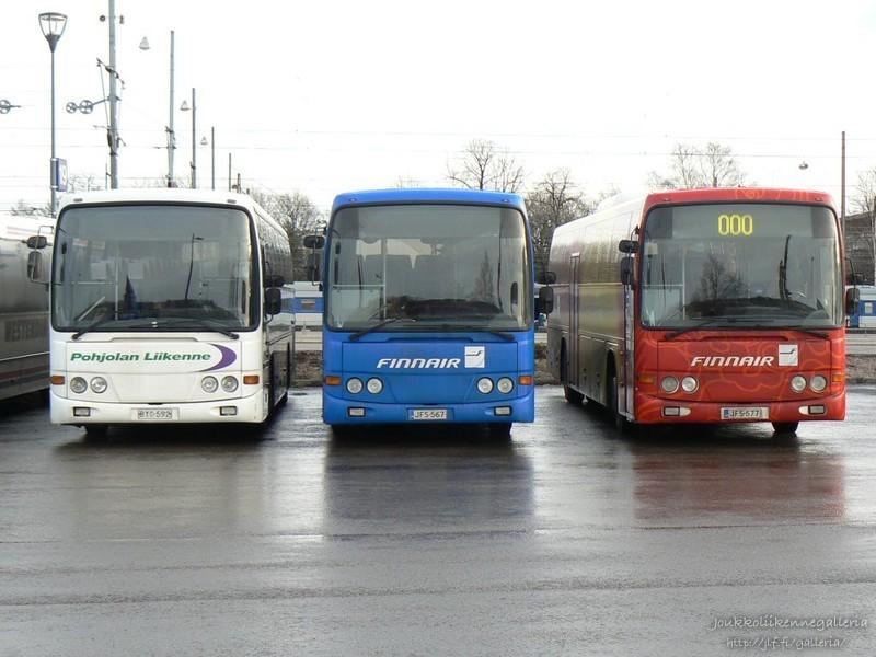 Pohjolan Liikenne 1, 50 ja 51