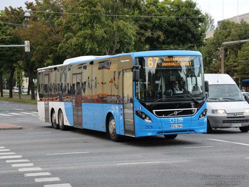 Pohjolan Liikenne 291