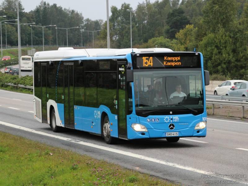 Nobina Finland 1015