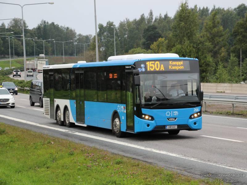 Pohjolan Liikenne 266