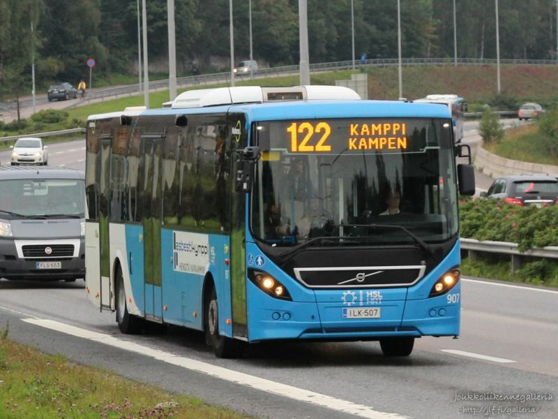 Nobina Finland 907