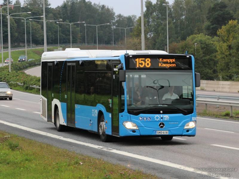 Nobina Finland 1016
