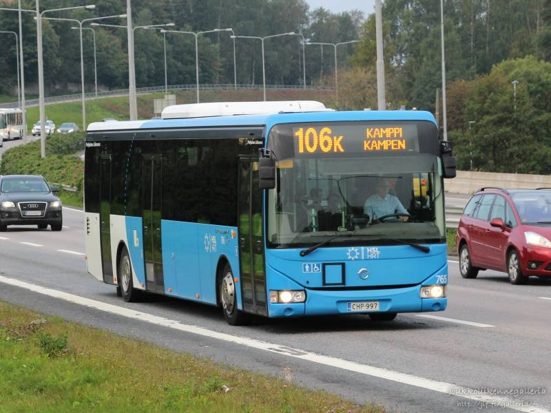 Pohjolan Liikenne 765